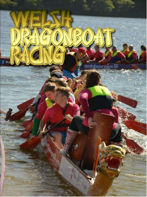 Welsh Dragonboat Racing