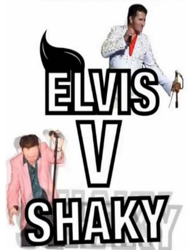 Elvis vs Shaky