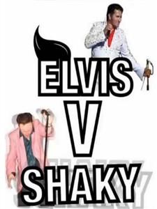 Elvis vs Shaky