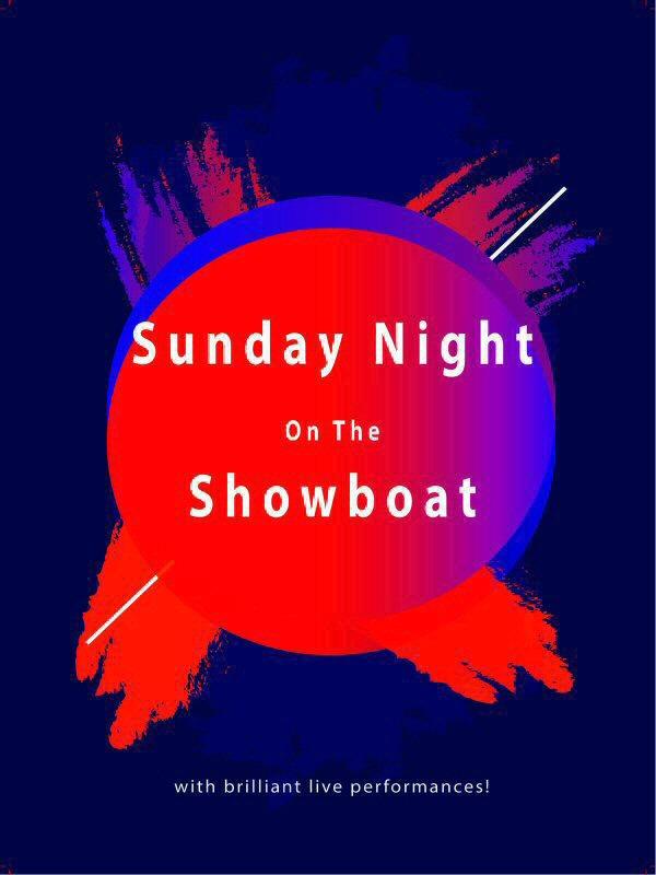 Sunday Night on the Showboat