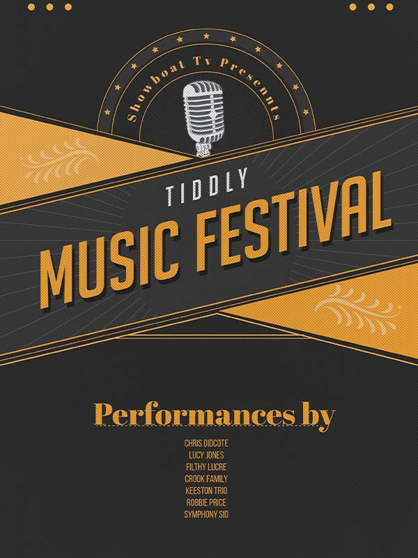Tiddly Music Festival