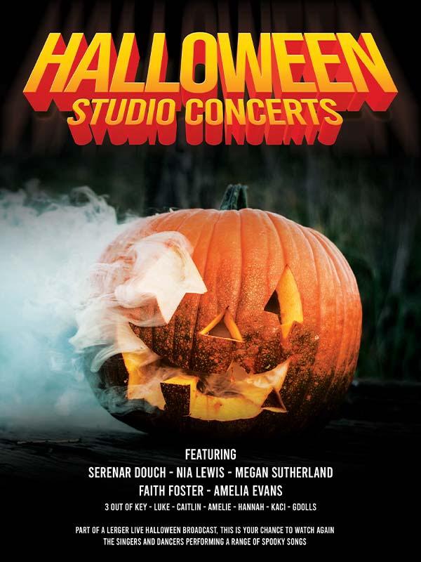 Halloween Studio Concerts