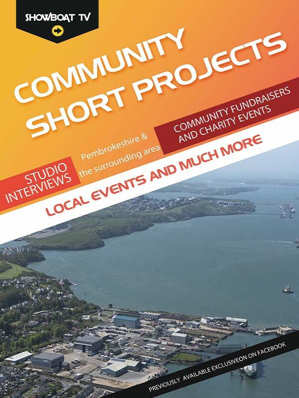 Community Shorts