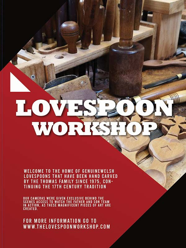 Lovespoon Workshop