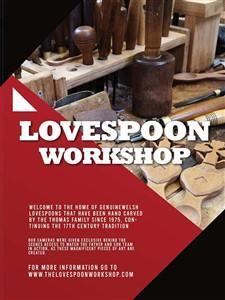 Lovespoon Workshop