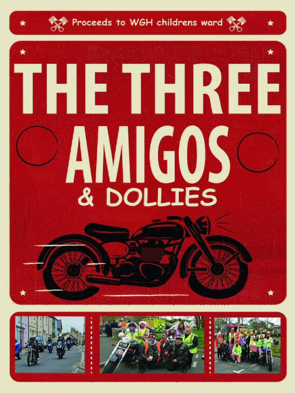 Three Amigos & Dollies