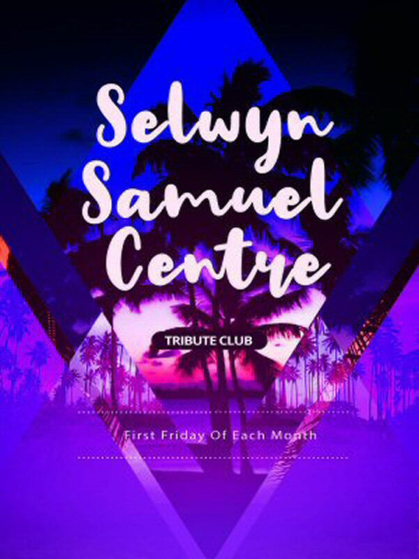 Selwyn Samuel Centre - Tribute Club