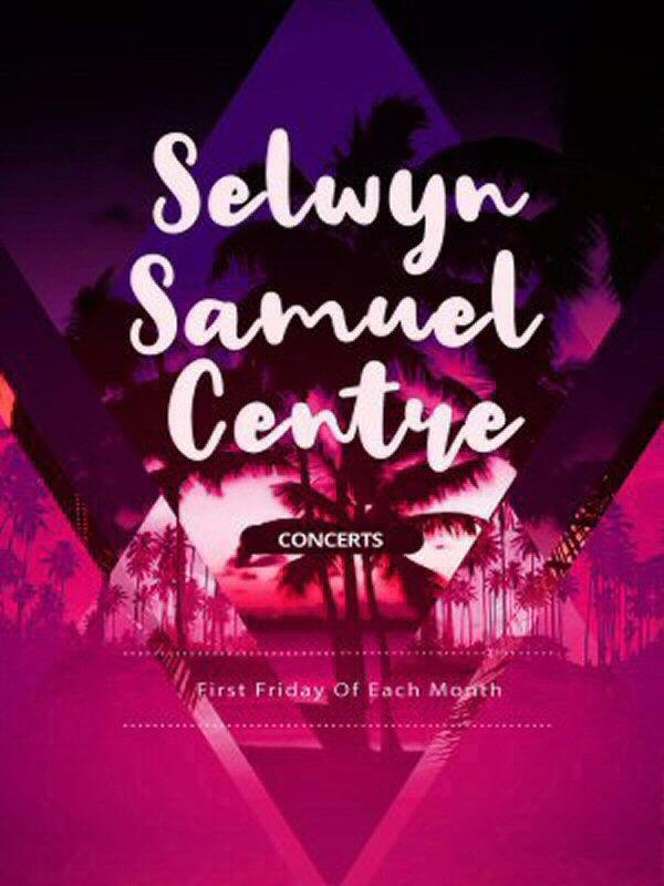 Selwyn Samuel Centre - Concerts
