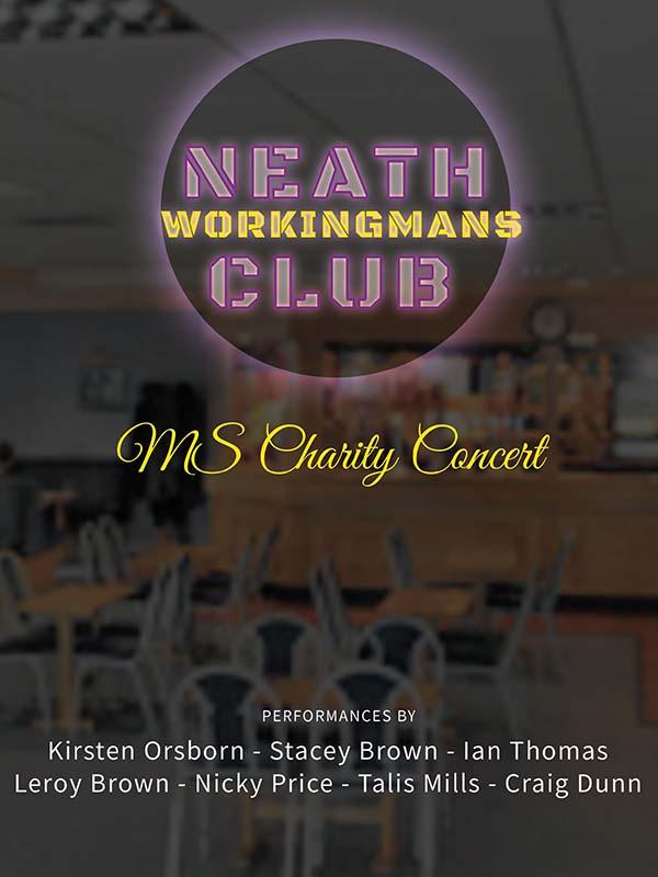 Neath Workingmans MS Concert