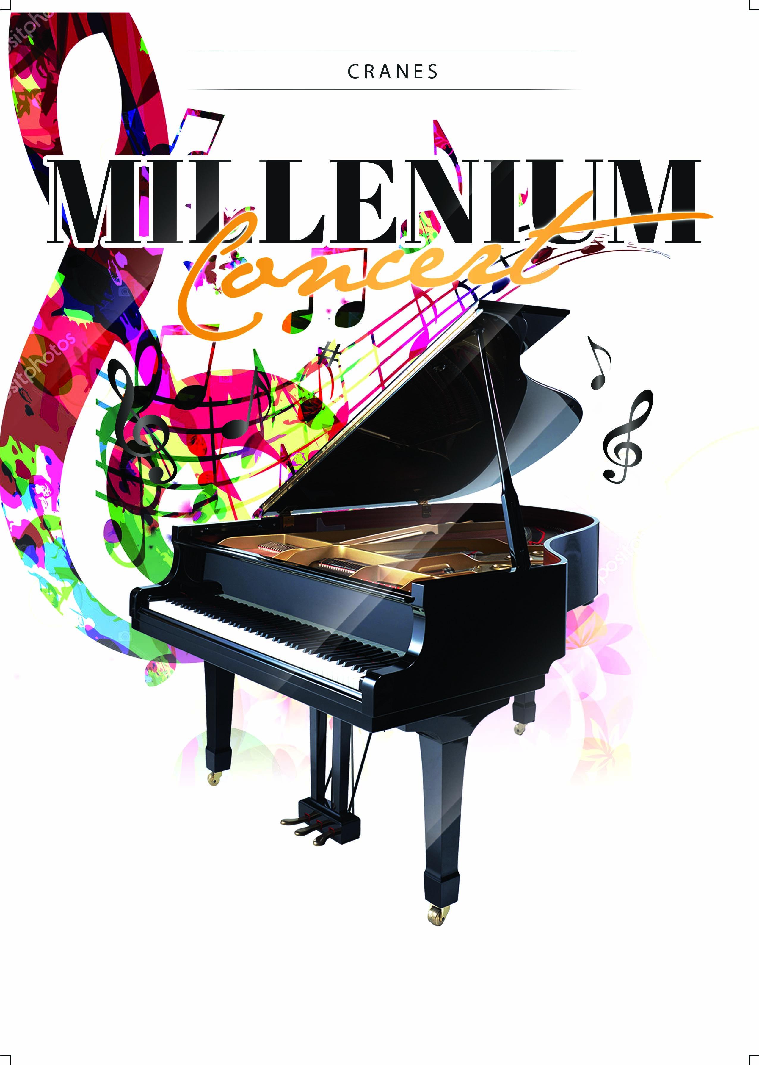Cranes Music Millennium Concert