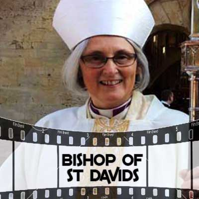 Bishop Of St Davies