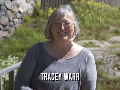 Tracey Warr