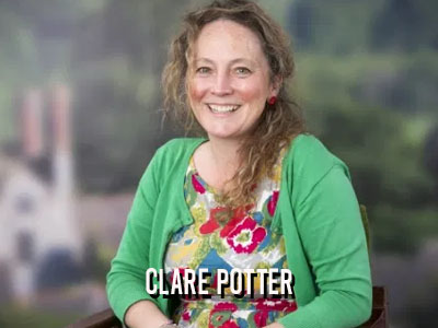 Clare Potter
