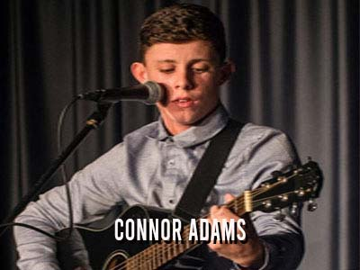 Connor Adams