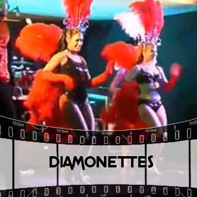 Diamonettes