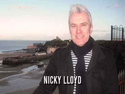 Nicky Lloyd