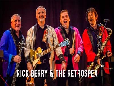 Rick Berry And The Retrospex