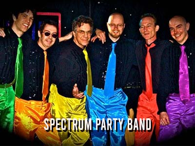 Spectrum Party Band