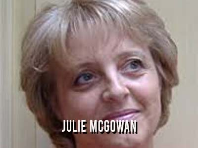 Julie McGowan
