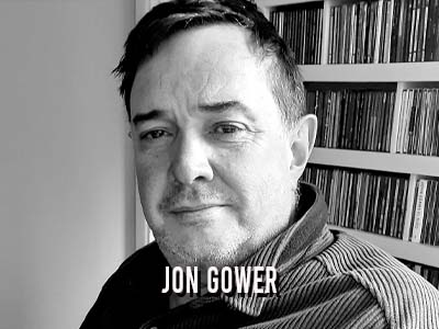 Jon Gower