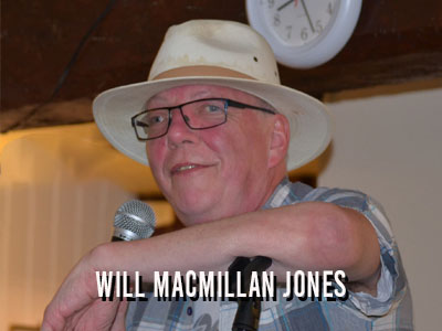 Will MacMillan Jones