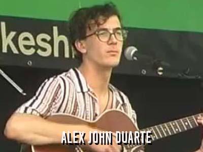 Alex John Duarte