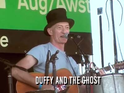 Duffy And The Ghost