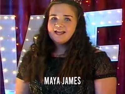 Maya James