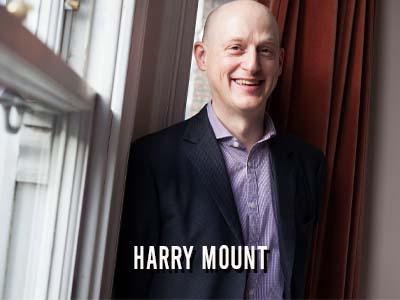 Harry Mount