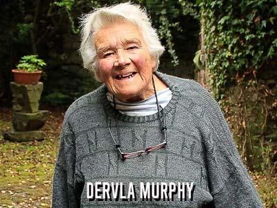 Dervla Murphy